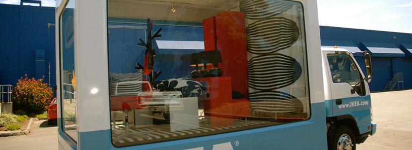 IKEA | Mobile Showroom Case Study | Beyond Traditional